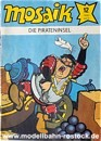 MOSAIK Abrafaxe Heft Nr. 12 1982 .:. Die Pirateninsel