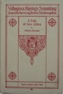 Charles Dickens :: A tale of two cities (Antiquariat Rostock)